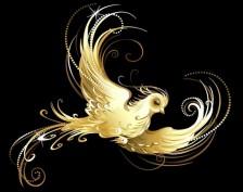 zlat ptiza